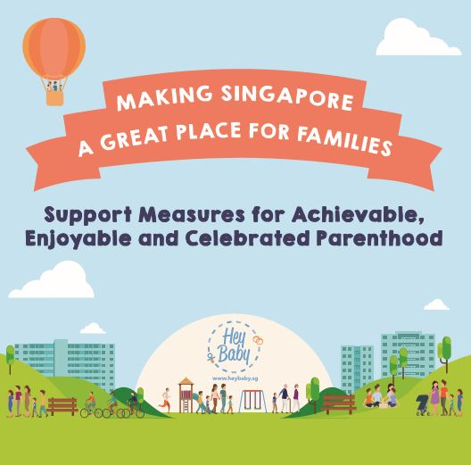 Making Singapore A Great Place For Families